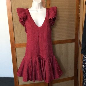 FREE PEOPLE DRESS LINED SIZE 2
